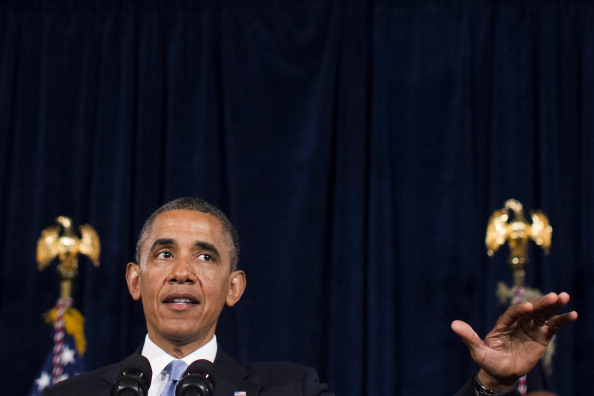 Stephen Lam「President Obama Makes Statement On Affordable Care Act In California」:写真・画像(15)[壁紙.com]