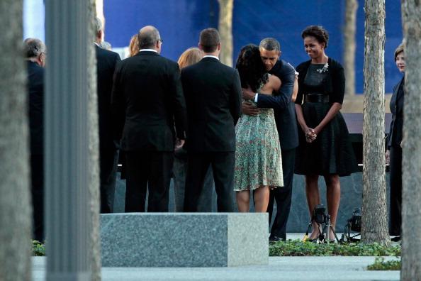 US First Lady「New York City Commemorates 10th Anniversary Of 9-11 Terror Attacks」:写真・画像(14)[壁紙.com]