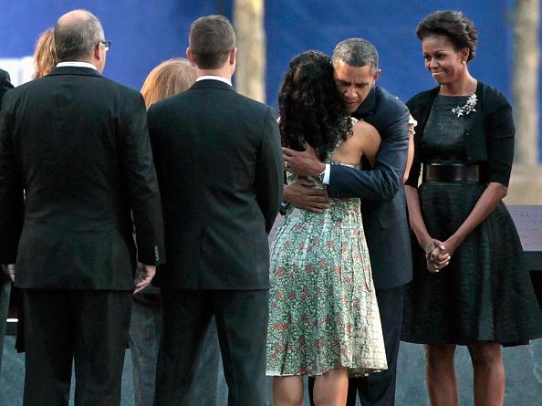 US First Lady「New York City Commemorates 10th Anniversary Of 9-11 Terror Attacks」:写真・画像(12)[壁紙.com]