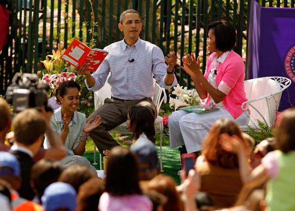 Netflix「President And Mrs. Obama Host Easter Egg Roll On White House Lawn」:写真・画像(1)[壁紙.com]