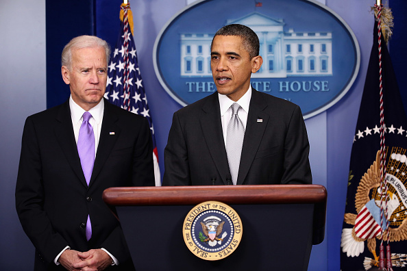 Press Room「President Obama Announces Vice President Biden To Lead Interagency Task Force On Gun Control」:写真・画像(15)[壁紙.com]