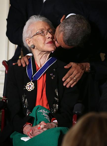 NASA「President Obama Presents The Presidential Medal Of Freedom Awards」:写真・画像(9)[壁紙.com]