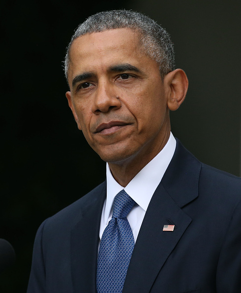 Barack Obama「President Obama Speaks On Supreme Court Ruling In Favor Of Gay Marriage」:写真・画像(12)[壁紙.com]