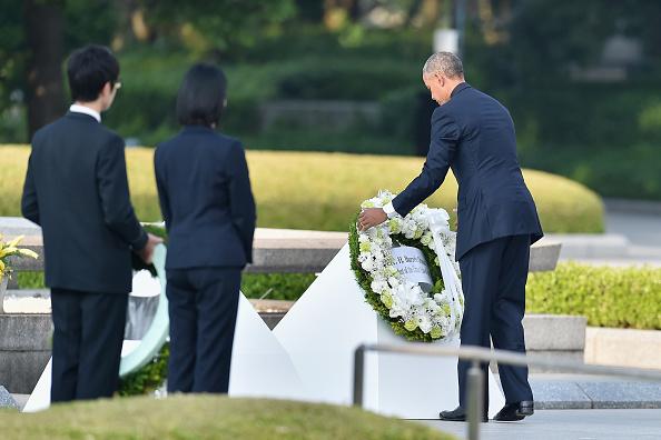 Visit「U.S. President Obama Visits Hiroshima」:写真・画像(16)[壁紙.com]