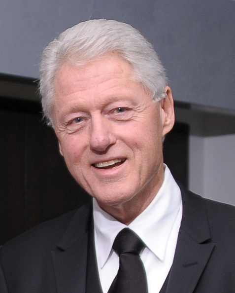 """Bill Clinton「The Paley Center For Media Hosts The """"Walk In My Shoes"""" Book Event」:写真・画像(18)[壁紙.com]"""