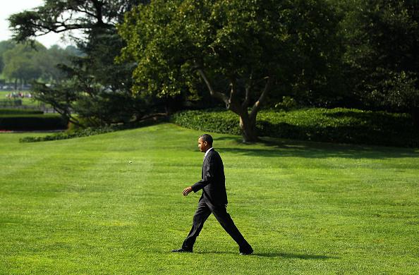 Alex Wong「Obama Departs White House En Route To Texas」:写真・画像(15)[壁紙.com]