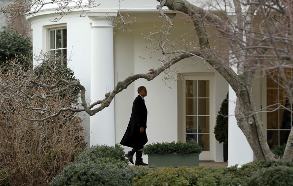 Small Office「President Obama Returns To White House」:写真・画像(13)[壁紙.com]