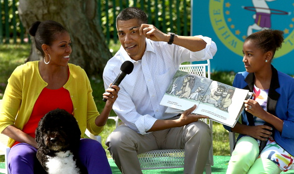 Where the Wild Things Are「President And Mrs. Obama Host Annual Easter Egg Roll At White House」:写真・画像(7)[壁紙.com]