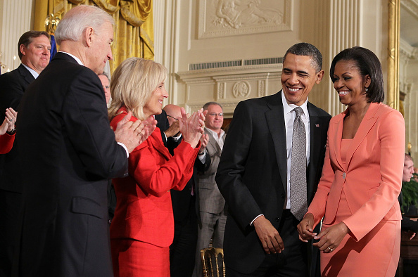 Event「Michelle Obama And Jill Biden Launch Military Families Initiative」:写真・画像(11)[壁紙.com]