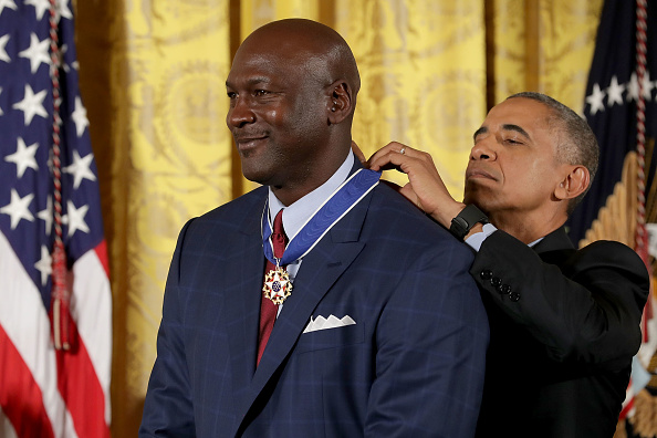 Basketball - Sport「Obama Honors 21 Americans With Presidential Medal Of Freedom」:写真・画像(17)[壁紙.com]