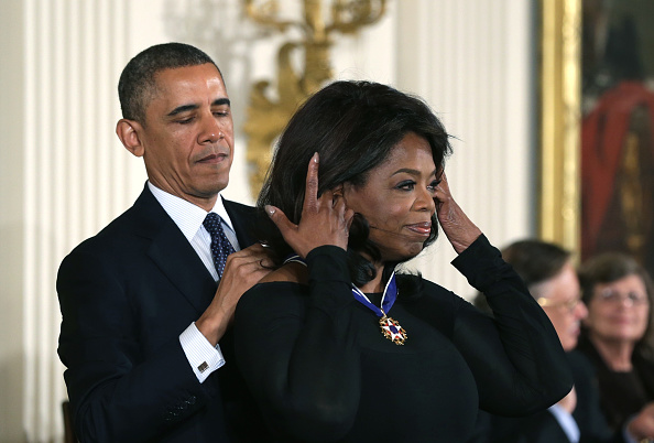 Oprah Winfrey「President Obama Awards Presidential Medal Of Freedom」:写真・画像(8)[壁紙.com]