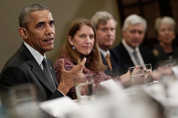 科学技術「Obama Meets With President's Council Of Advisors On Science And Technology」:写真・画像(10)[壁紙.com]