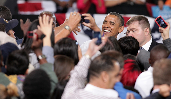 Florida - US State「Obama Rallies Supporters In Battleground State Of Nevada」:写真・画像(4)[壁紙.com]