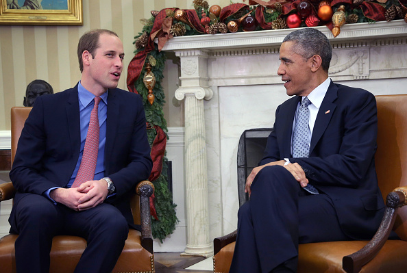 William S「The Duke Of Cambridge Meets With U.S. President Barack Obama」:写真・画像(12)[壁紙.com]
