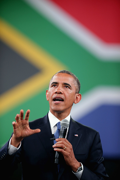 Link - Chain Part「President Obama Visits South Africa As Part Of His African Tour」:写真・画像(15)[壁紙.com]