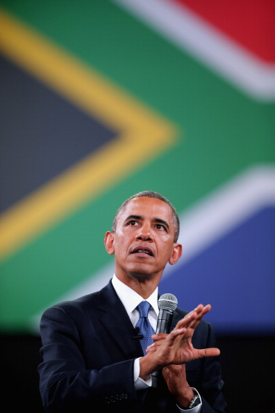 Link - Chain Part「President Obama Visits South Africa As Part Of His African Tour」:写真・画像(2)[壁紙.com]