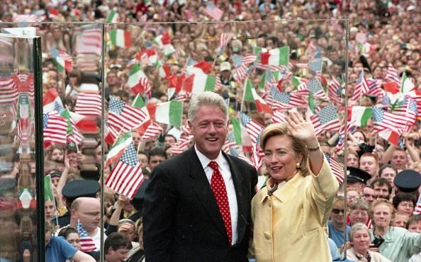 1998「President Clinton's Visit to Ireland 1998」:写真・画像(5)[壁紙.com]