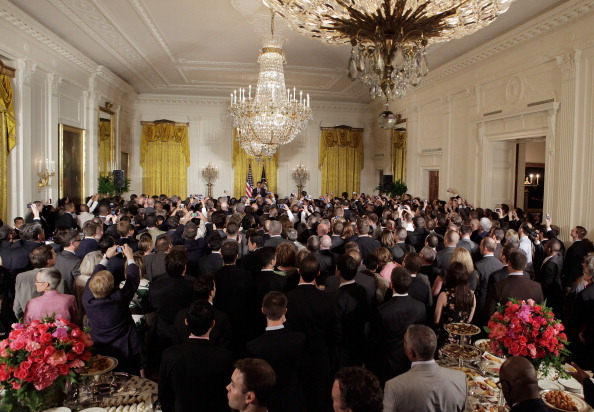 Wedding Reception「Obama Hosts A White House Reception In Honor Of LGBT Month」:写真・画像(18)[壁紙.com]