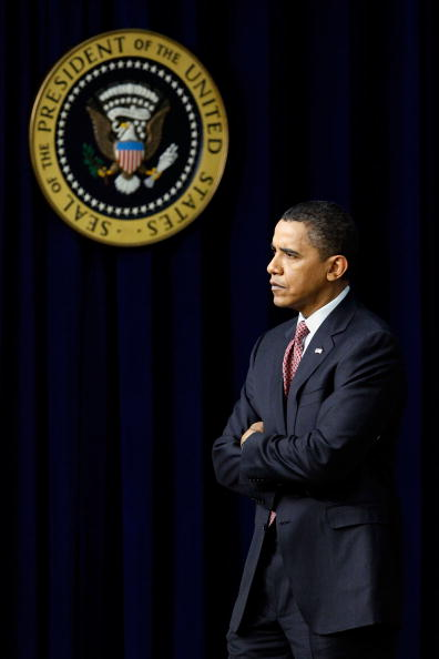 Small Office「Obama Speaks At White House Forum on Jobs and Economic Growth」:写真・画像(11)[壁紙.com]