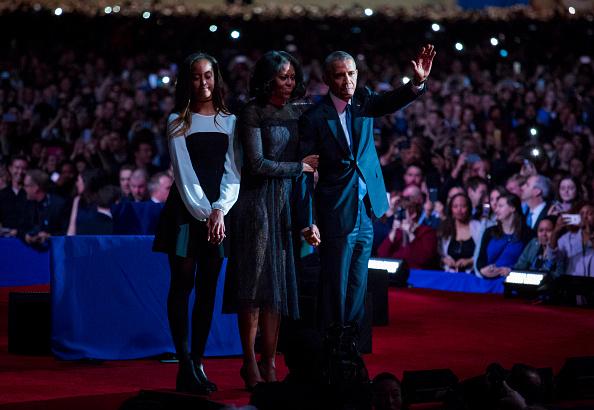 Family「President Obama Delivers Farewell Address In Chicago」:写真・画像(13)[壁紙.com]