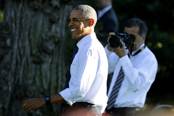 Florida - US State「President Obama Addresses Lawmakers At The Congressional Picnic At The White House」:写真・画像(5)[壁紙.com]
