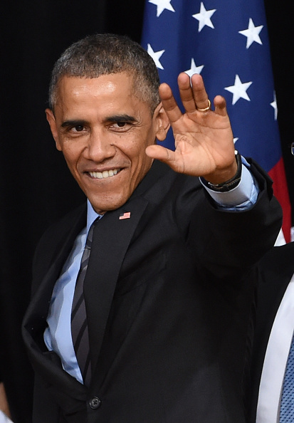 Strategy「Obama Discusses His Immigration Plan At Visit To Las Vegas High School」:写真・画像(14)[壁紙.com]