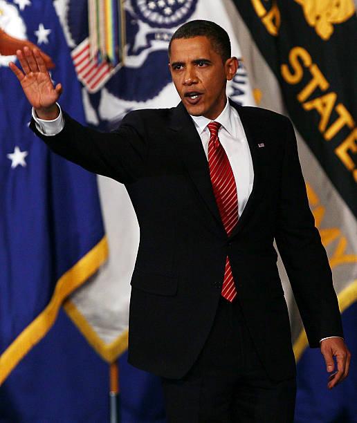 Obama Announces Afghanistan Troop Deployment Decision:ニュース(壁紙.com)