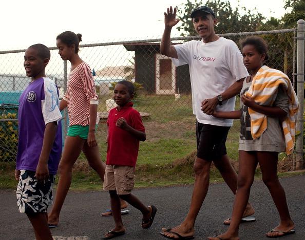 Hanauma Bay「President Obama And Family Spend Holidays In Hawaii」:写真・画像(18)[壁紙.com]