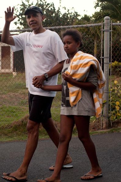 Hanauma Bay「President Obama And Family Spend Holidays In Hawaii」:写真・画像(17)[壁紙.com]
