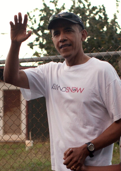 Hanauma Bay「President Obama And Family Spend Holidays In Hawaii」:写真・画像(15)[壁紙.com]