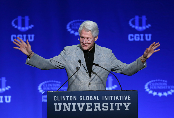 Big Data「Hillary And Chelsea Clinton Host Clinton Global Initiative University」:写真・画像(12)[壁紙.com]