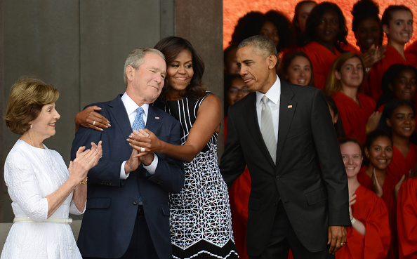 George W「National Museum Of African American History And Culture Opens In Washington, D.C.」:写真・画像(8)[壁紙.com]