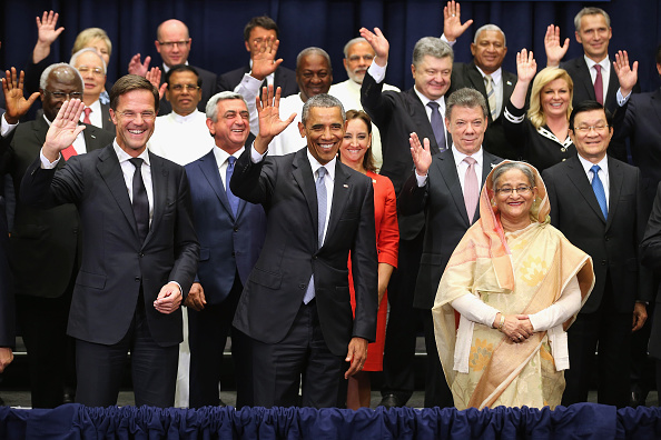 United Nations Building「President Obama Attends Annual UN General Assembly」:写真・画像(0)[壁紙.com]