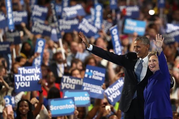 Democratic National Convention 2016「Democratic National Convention: Day Three」:写真・画像(6)[壁紙.com]