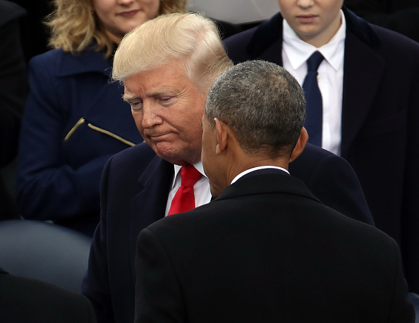 Drew Angerer「Donald Trump Is Sworn In As 45th President Of The United States」:写真・画像(17)[壁紙.com]