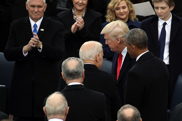 Drew Angerer「Donald Trump Is Sworn In As 45th President Of The United States」:写真・画像(5)[壁紙.com]