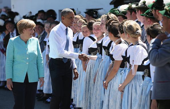 Krün「G7 Leaders Meet For Summit At Schloss Elmau」:写真・画像(5)[壁紙.com]