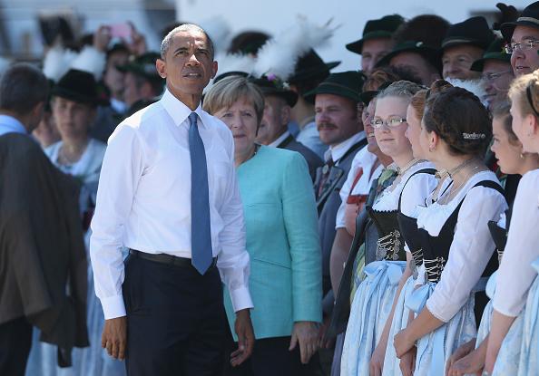 Krün「G7 Leaders Meet For Summit At Schloss Elmau」:写真・画像(19)[壁紙.com]