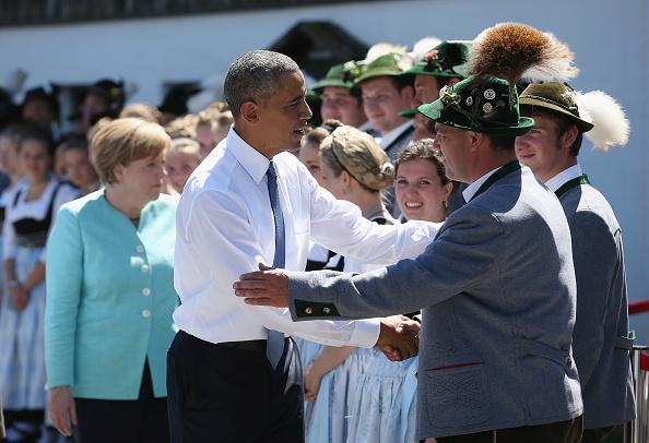 Krün「G7 Leaders Meet For Summit At Schloss Elmau」:写真・画像(1)[壁紙.com]