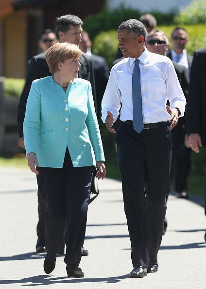 Krün「G7 Leaders Meet For Summit At Schloss Elmau」:写真・画像(2)[壁紙.com]