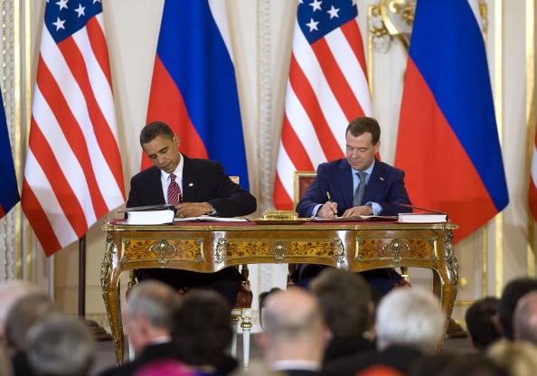 Beginnings「US And Russia Sign Historic Arms Deal」:写真・画像(17)[壁紙.com]