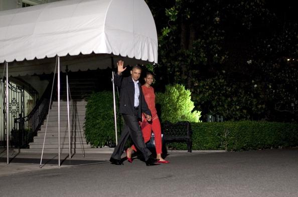 Joshua Roberts「President Obama Departs White House For Trip To Europe」:写真・画像(13)[壁紙.com]