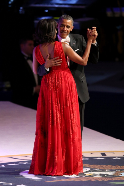 Washington DC「President Obama And First Lady Attend Inaugural Balls」:写真・画像(14)[壁紙.com]