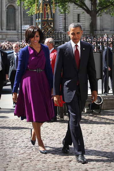 Westminster Abbey「US President Barack Obama Visits The UK - Day One」:写真・画像(17)[壁紙.com]
