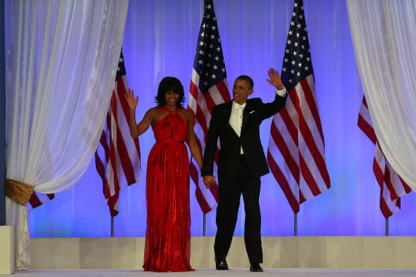 Black Color「President Obama And First Lady Attend Inaugural Balls」:写真・画像(19)[壁紙.com]