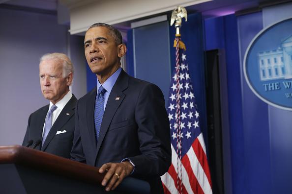 Press Room「President Obama Addresses The Shooting That Killed 9 At Church In Charleston, South Carolina」:写真・画像(11)[壁紙.com]