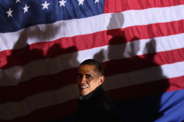Oregon - US State「President Obama Continues His Push Through Key Swing States In Final Days Before Election」:写真・画像(18)[壁紙.com]