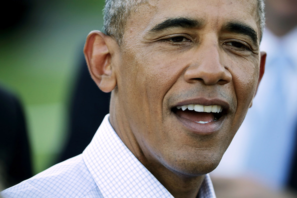 Florida - US State「President Obama Addresses Lawmakers At The Congressional Picnic At The White House」:写真・画像(12)[壁紙.com]