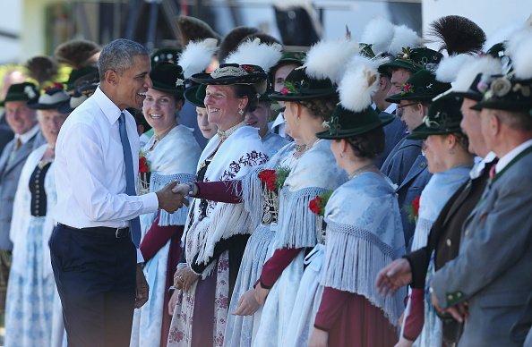 Krün「G7 Leaders Meet For Summit At Schloss Elmau」:写真・画像(17)[壁紙.com]