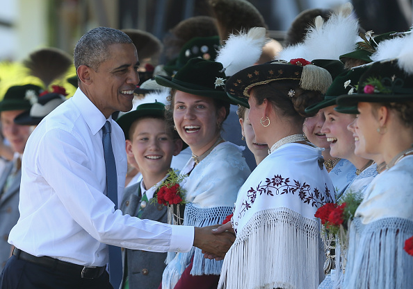 Krün「G7 Leaders Meet For Summit At Schloss Elmau」:写真・画像(4)[壁紙.com]